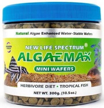 New Life Spectrum AlgaeMax Mini Wafer 300g - 7-7,5mm Algae max.jpg